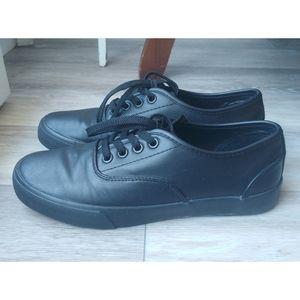 All Black Sneakers